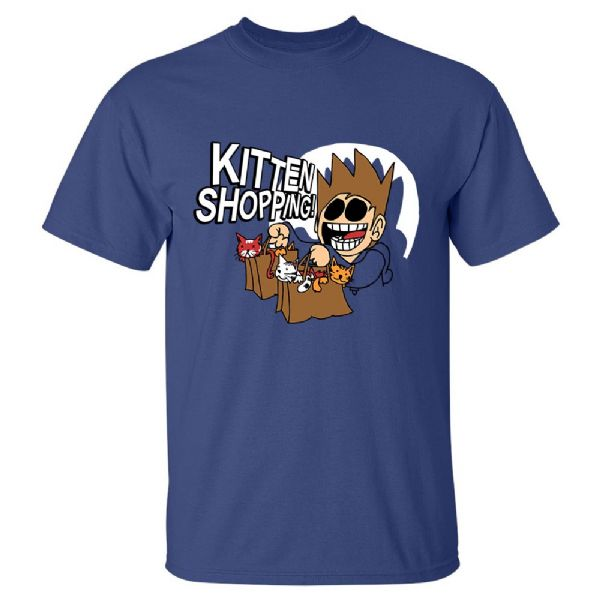 Eddsworld Kitten Shopping Tee